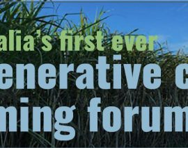 Regenerative Cane Farming Forum